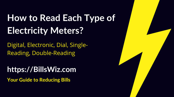 How to Read Electricity Meters