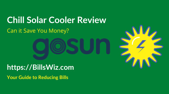 GoSun Chill Cooler Review