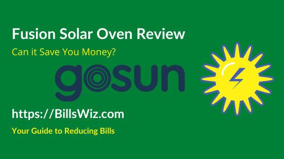 GoSun Fusion Solar Cooker Review