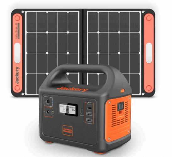 Home Solar Electric Generator