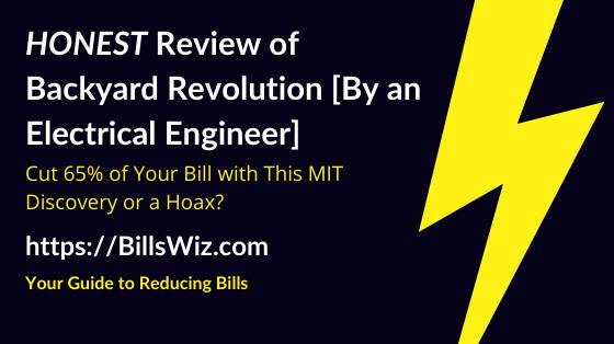 Backyard Revolution Scam Review