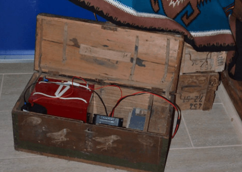 Inside Smart Solar Box