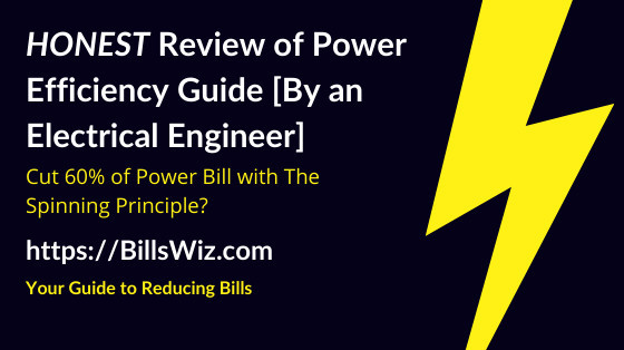 Power Efficiency Guide Scam Review