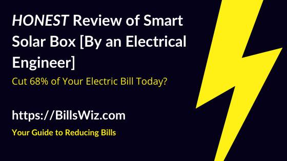 Smart Solar Box Scam Review