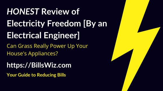 Electricity Freedom System Scam Review